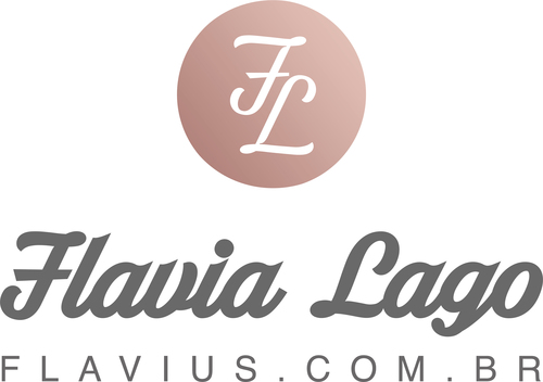 Logotipo de Flavia Lago @Flavius