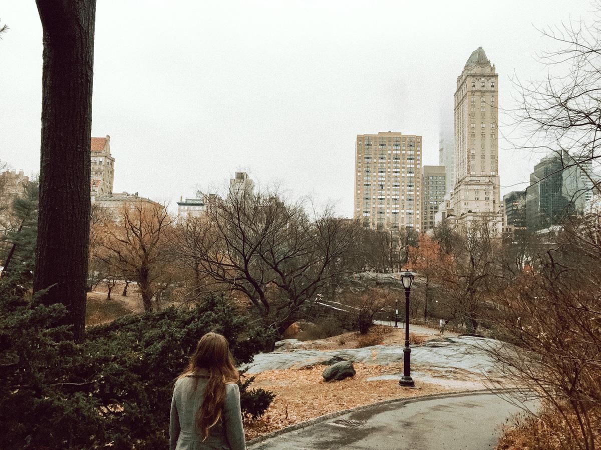 Imagem capa - NEW YORK por Florencia Silva García