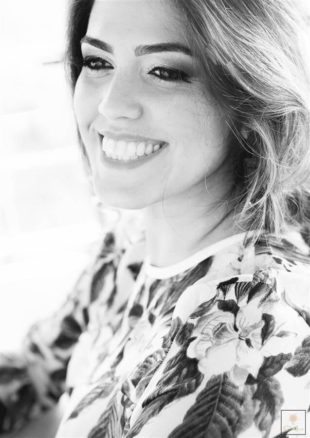 O sorriso da Maternidade, capturado pela fotógrafa mineira Érica Dias.