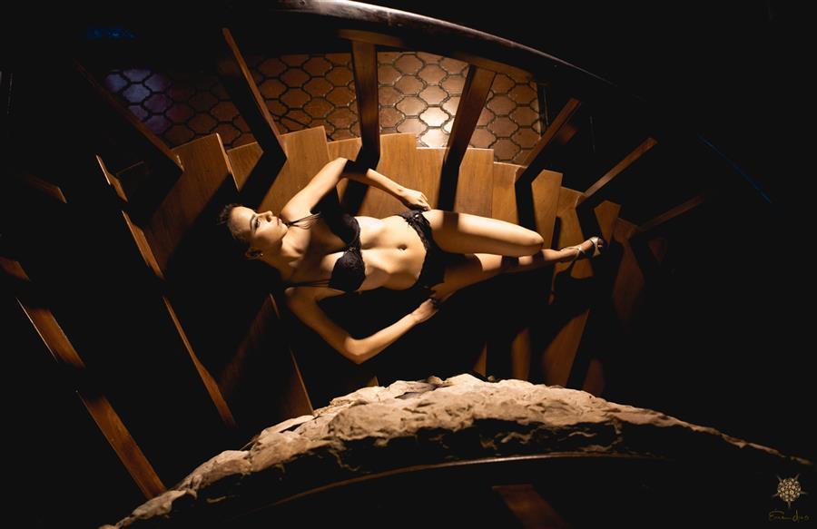 Ensaio boudoir em BH, no lindo estúdio da fotógrafa Érica Dias.