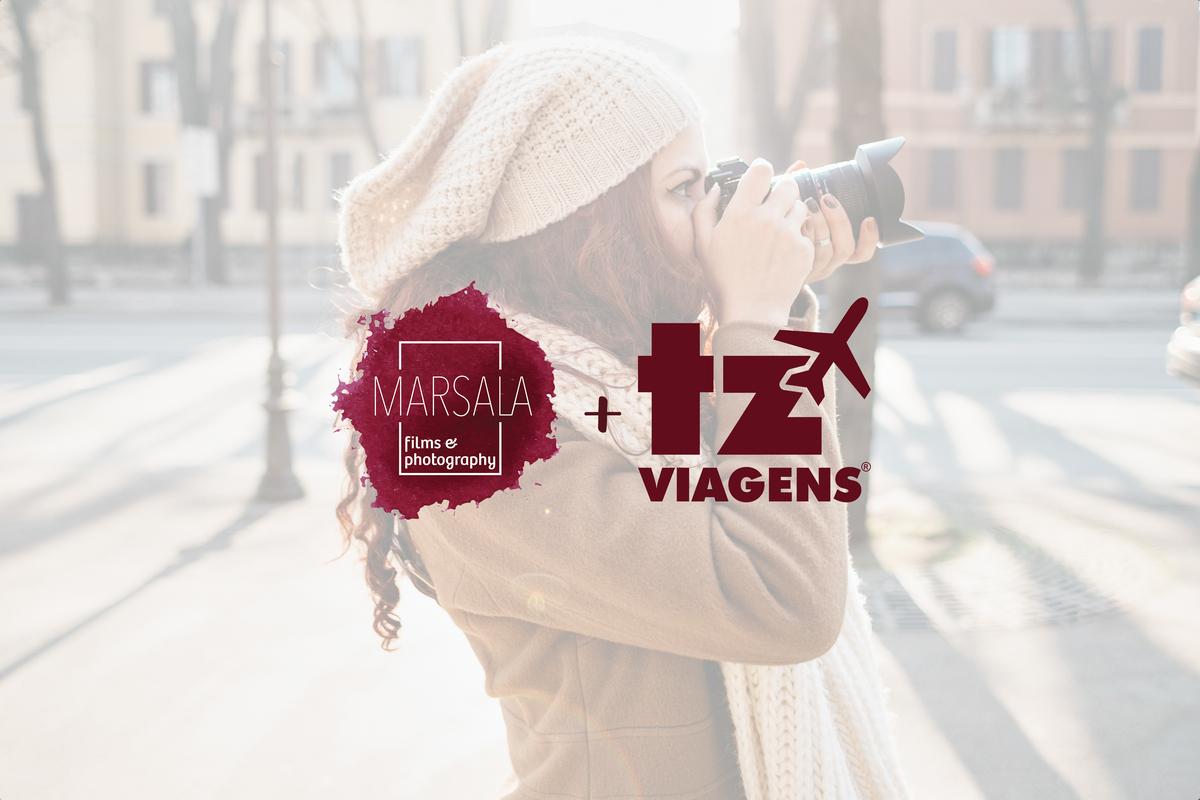 Imagem capa - Marsala + TZ Viagens <3 por Marsala Memories