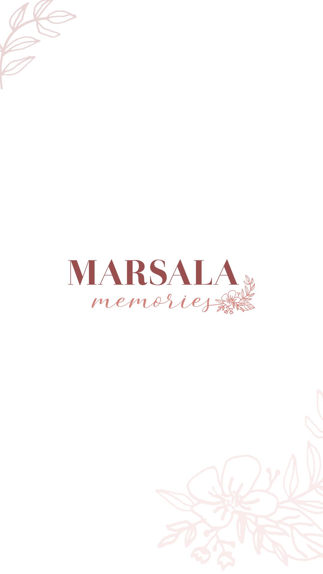 Imagem capa - Rebranding - O momento da mudança :) por Marsala Memories