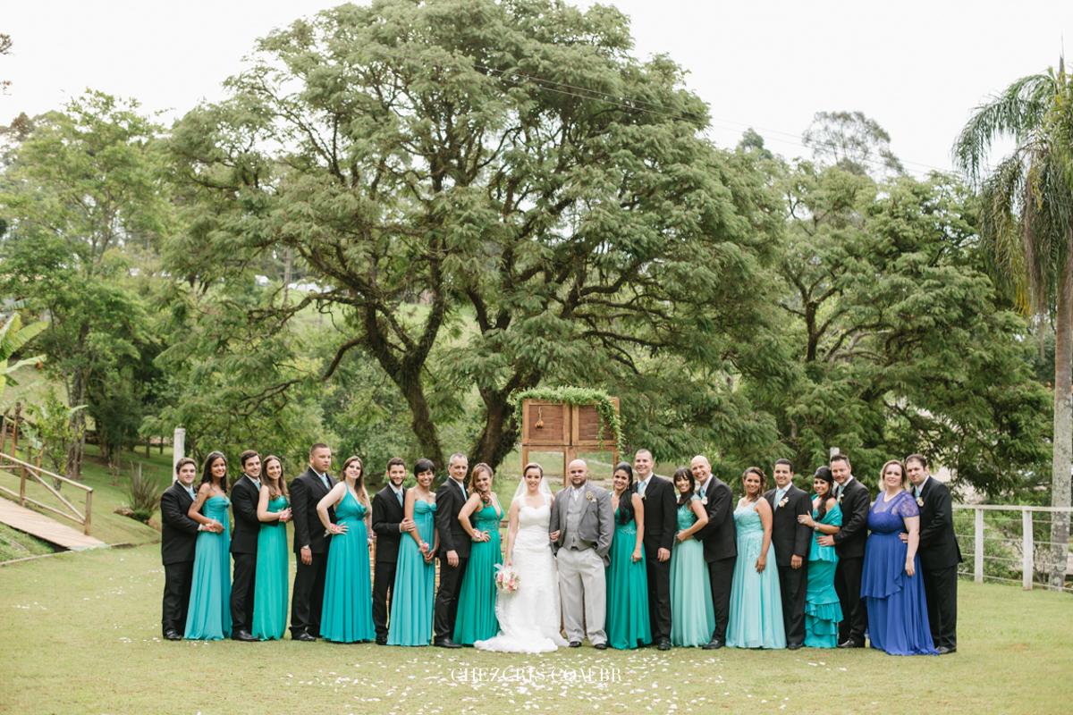 Imagem capa - Como definir o tamanho do casamento por Cristine Cartacho Paz