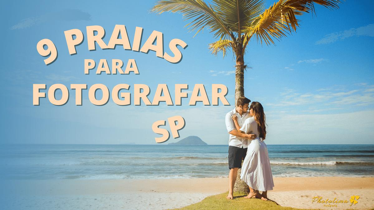 Imagem capa - 9 Praias que indico para ensaio por Photolima Fotografia de Casamento