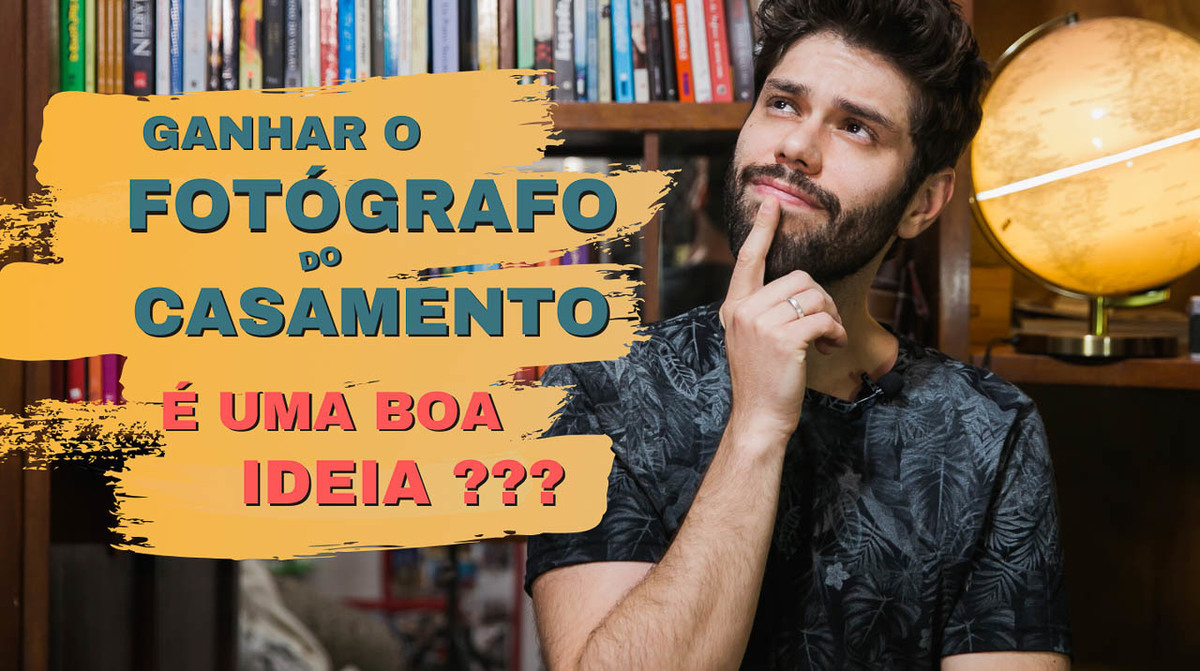 Imagem capa - GANHAR O FOTÓGRAFO DO CASAMENTO … É UMA BOA IDEIA??? por Photolima Fotografia de Casamento