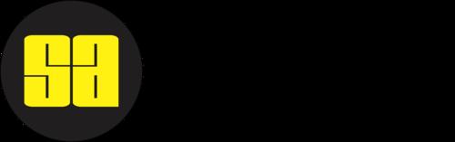 Logotipo de Silvia e Alexandre