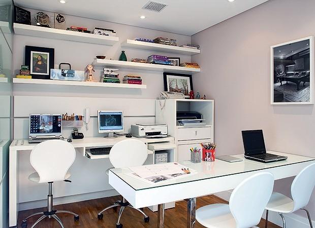 Imagem capa - Dicas para trabalhar em casa. por Silvia e Alexandre