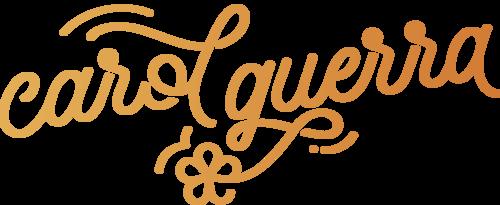 Logotipo de Carol Guerra