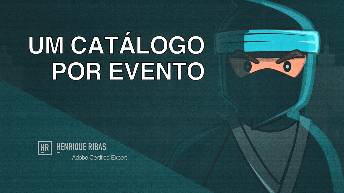 Imagem capa - Use um catálogo por evento fotografado com o Adobe Photoshop Lightroom por Henrique Ribas Viana de Carvalho