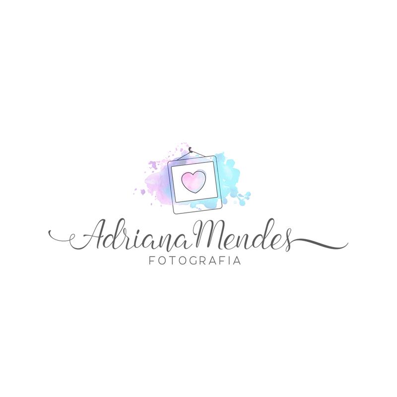 Imagem capa - Novidade ! Logo nova por Adriana Mendes Fotografia