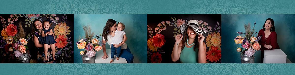 Imagem capa - Ensaio Especial - Mães 2021 por Adriana Mendes Fotografia