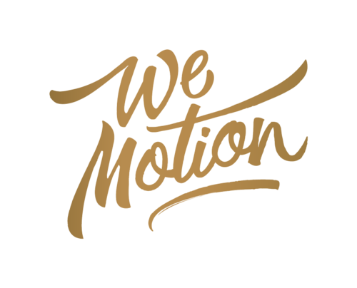 Logotipo de We Motion