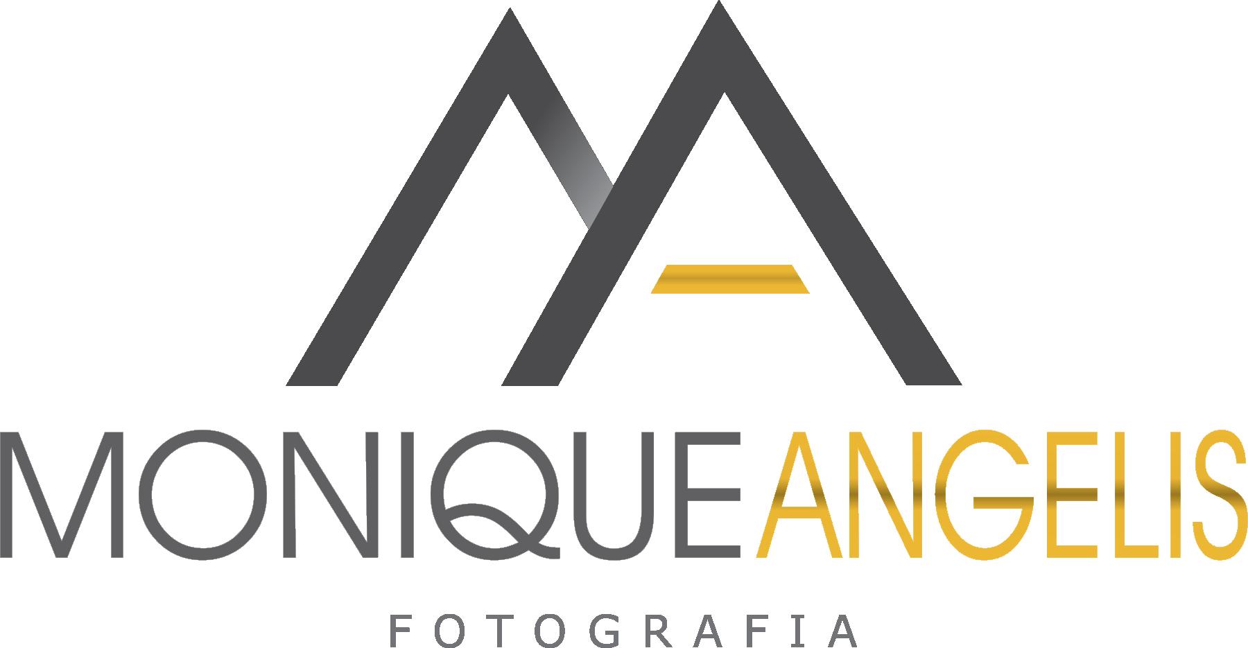 Logotipo de Monique Angelis - Fotógrafa de Casamentos