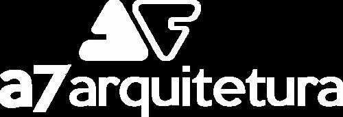 Logotipo de A7 Arquitetura