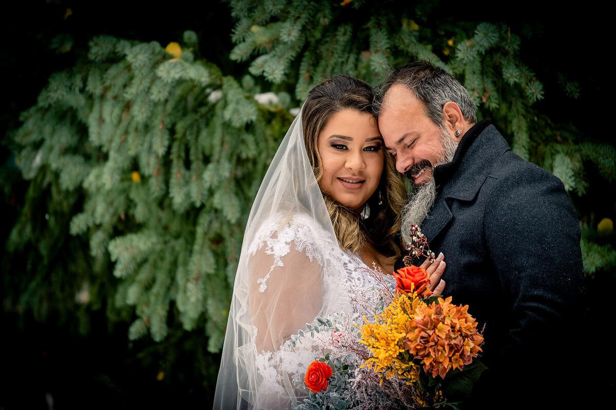Imagem capa - Fotógrafo registra o seu próprio casamento por Brownie41