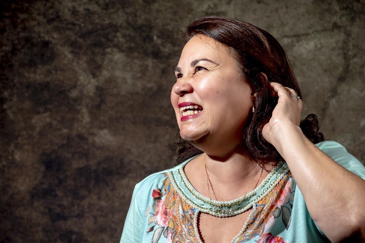 Imagem capa - Célia Soares de Souza por Renato Ferraz
