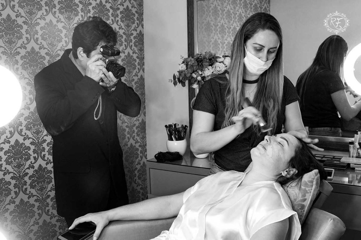 Imagem capa - Making of sonho em se transformar em noiva por Renato Ferraz