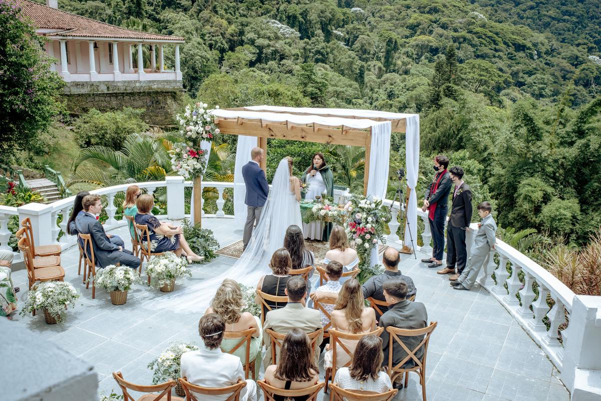 Imagem capa - Casamento Celta - Eline e Tobias por Roberta Guido