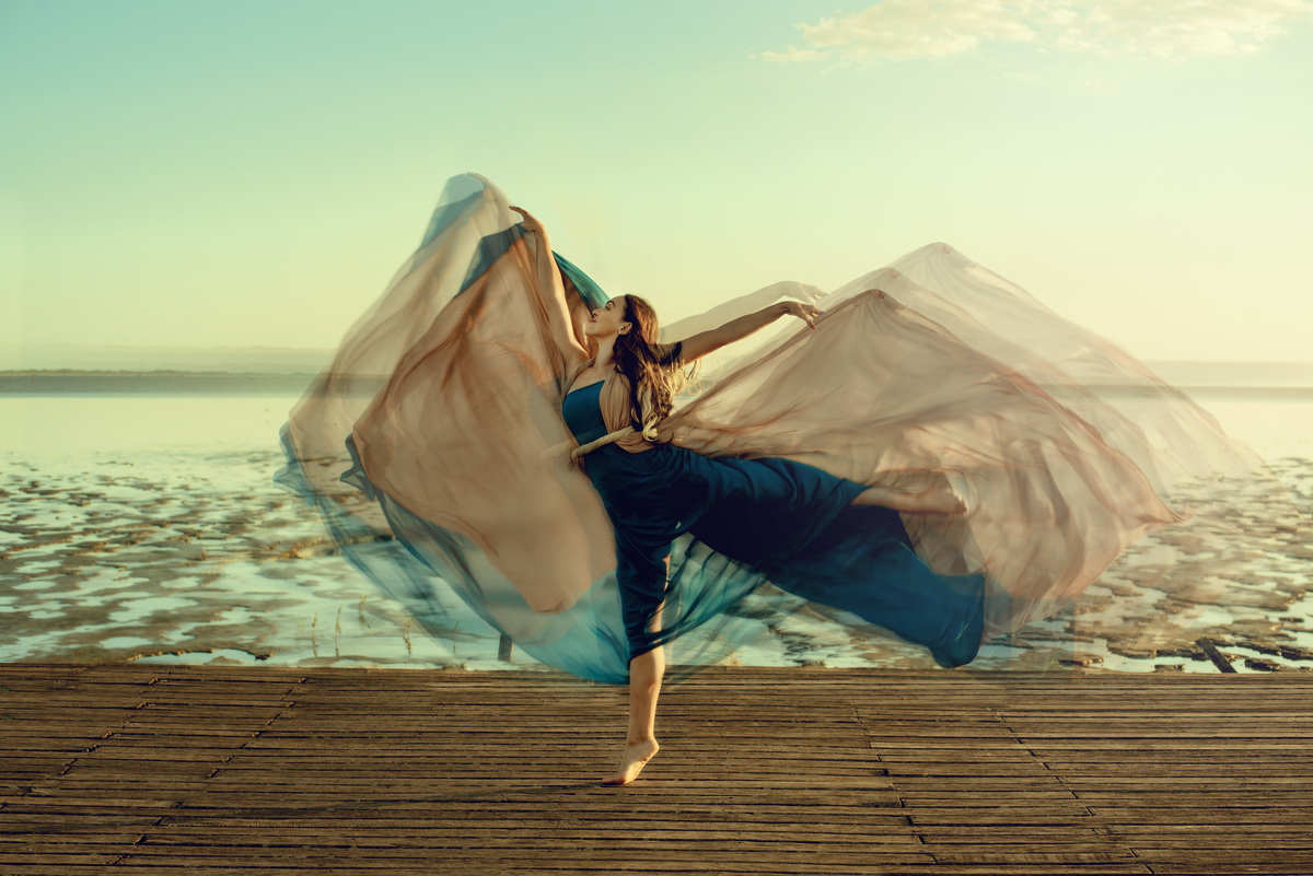 Imagem capa - Ensaio fotográfico bailarina - Juliane Fernandes por Roberta Guido