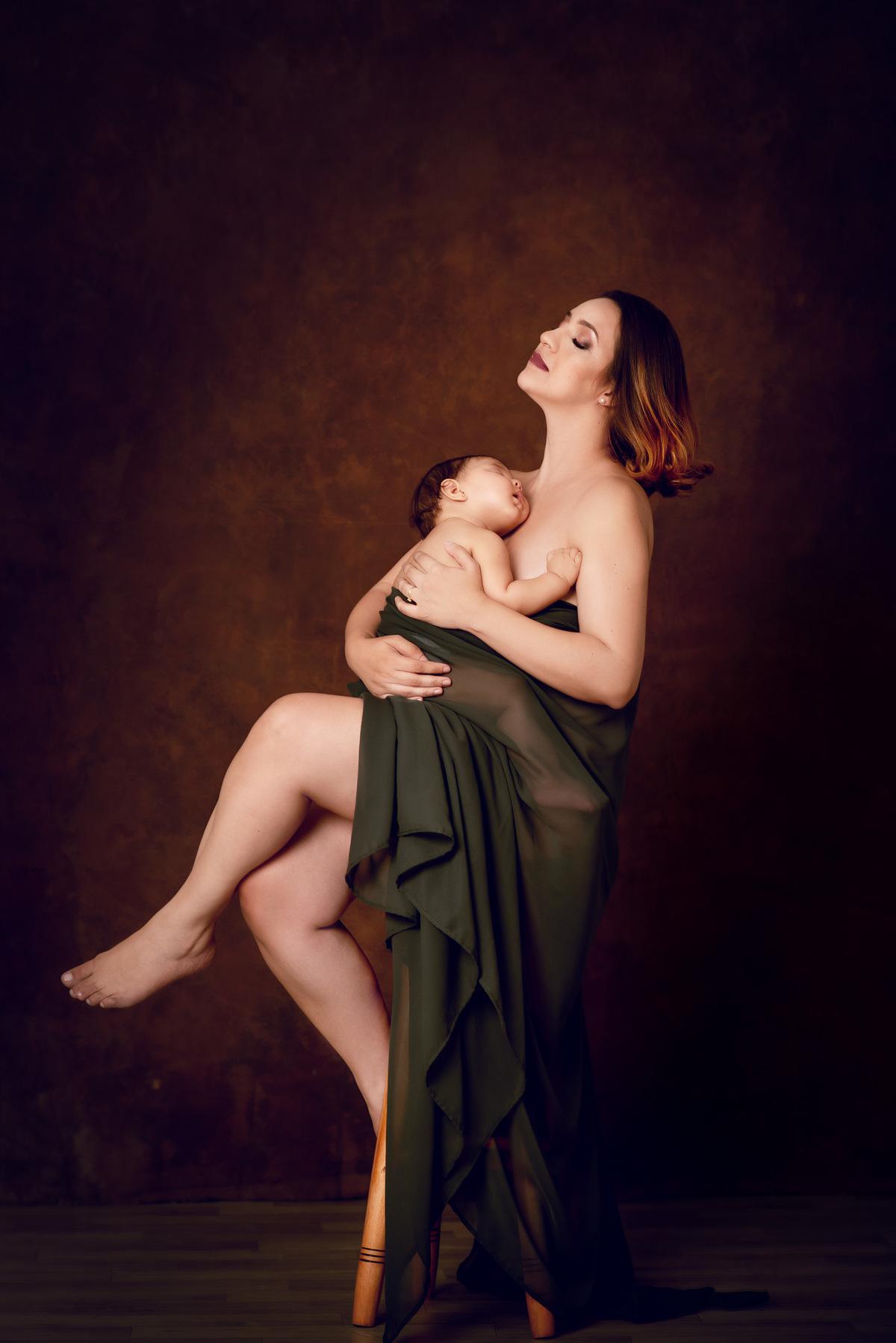 Imagem capa - Ensaio fotográfico mãe e filha - Dam por Roberta Guido