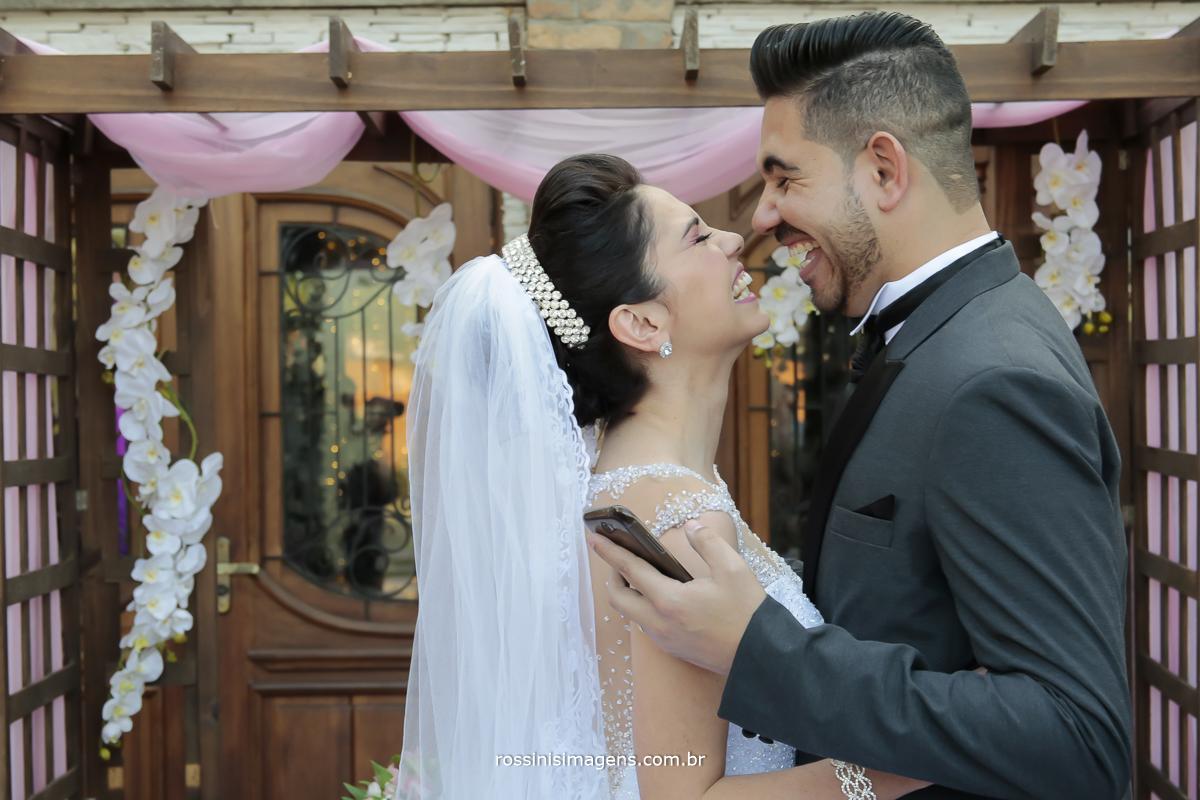 beijo depois dos votos no casamento