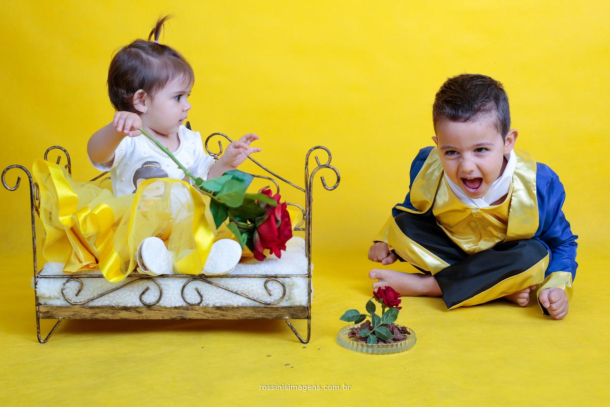 ensaio de criança no estúdio rossinis imagens