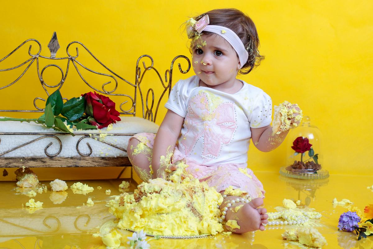 ensaio de criança em estudio da rossinis imagens
