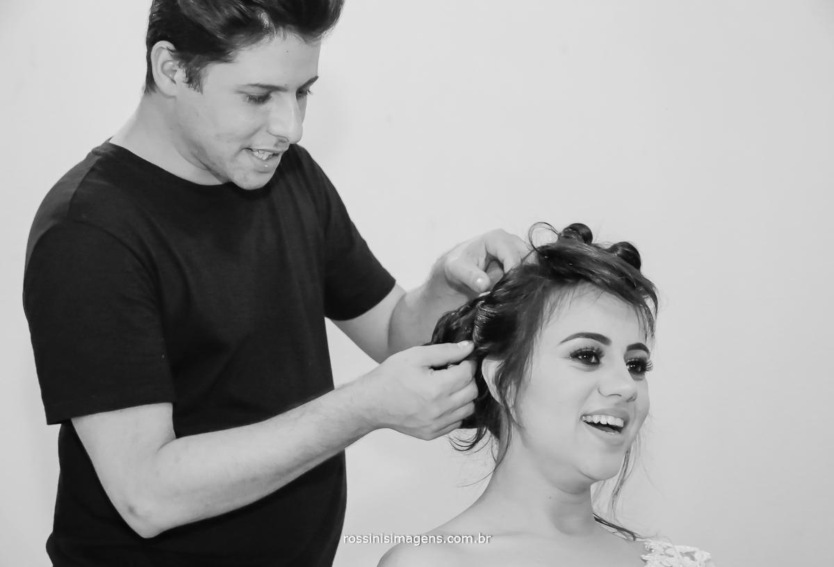 as noivas adoram ele o maquiador das estrelas Leo pires make up e hair stylist bride, noiva Natali e o maquiador famoso Leo pires, wedding day