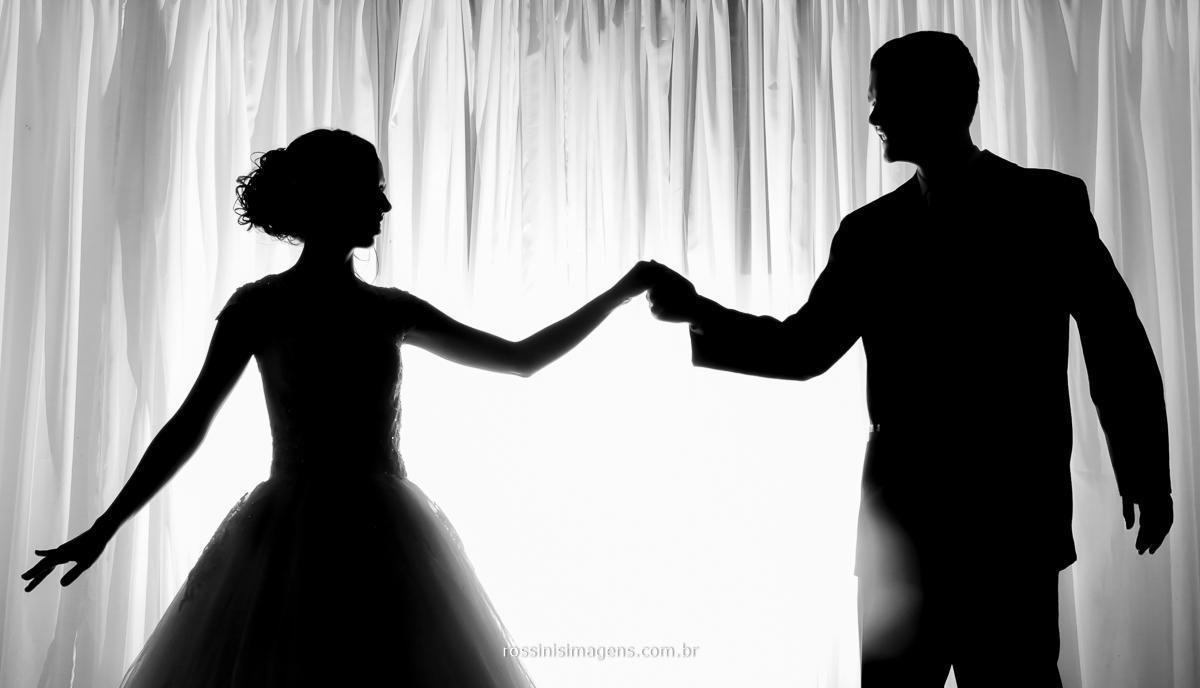 fotografia criativa de casamento Rossini's Imagens Casamento Jaqueline e Matheus