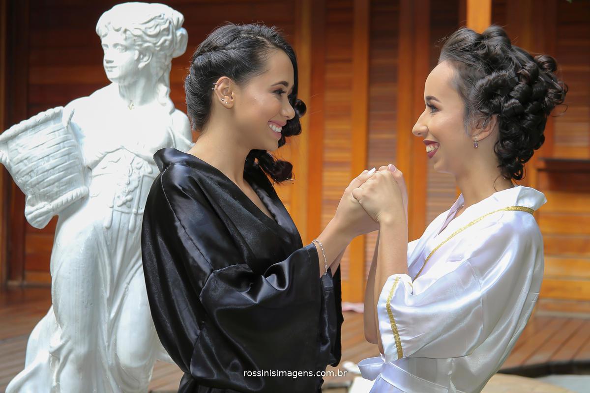 foto e video de madrinha e noiva no making of , dia da noiva , espaço de beleza em mogi das cruzes