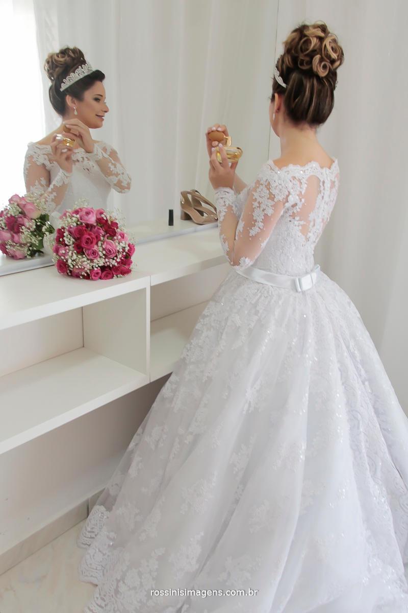 foto e video noiva no making of na Gisele grenza photo por rossinis imagens