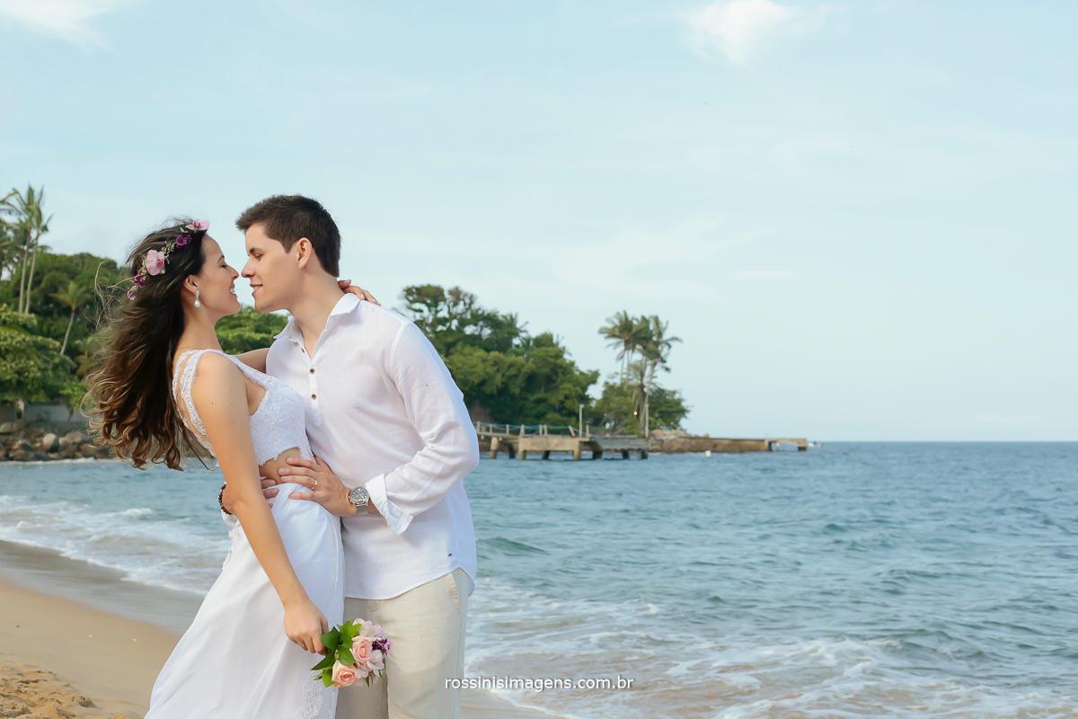 fotografia e video de casamento em Ilhabela - SP, foto e video para casamento na praia, empresa especializada em fotografia e video de casamento na Praia em Ilhabela-SP, Rossini's Imagens