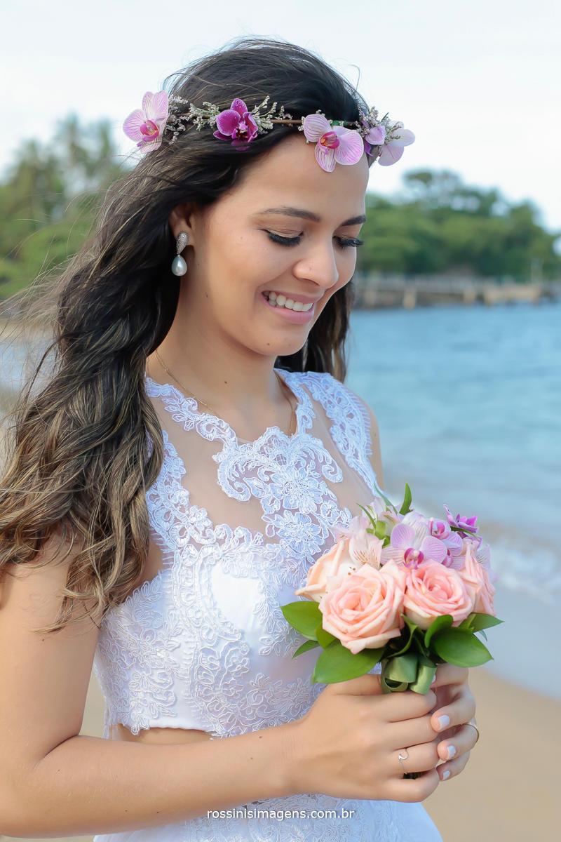 fazer o casamento na praia com cerimonial da areia, fotografia e video rossinis imagens