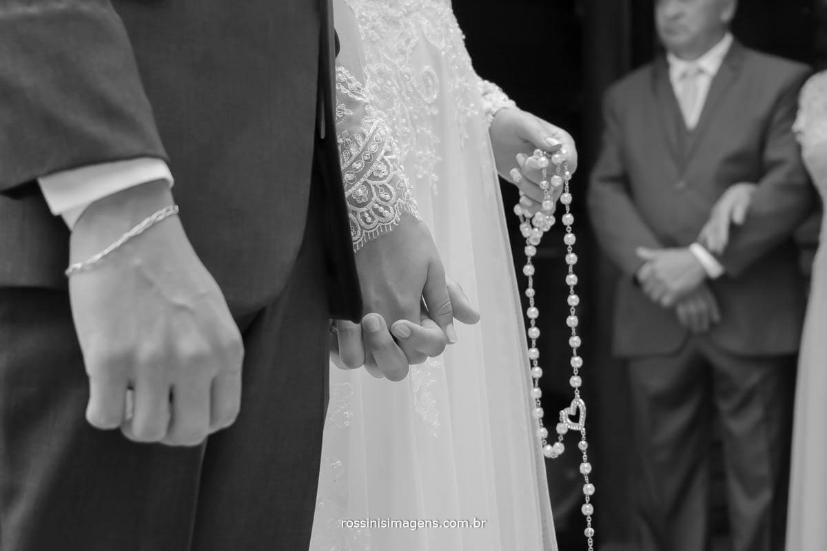 fotografo de casamento em são paulo - sp, detalhes dos noivos durante a cerimonia de casamento, Rossinis imagens fotografia e video de casamento