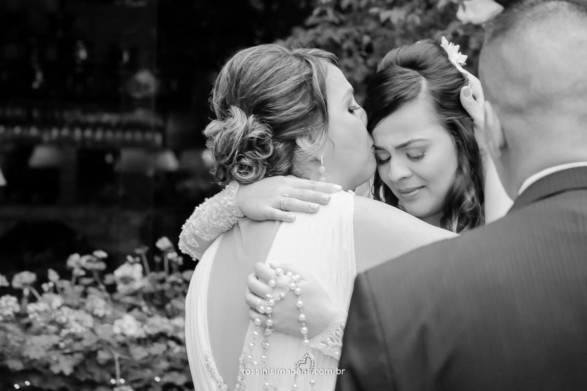 comprimentos dos pais e padrinhos, momento magico e único, Fotografia e Video de Casamento - Rossinis Imagens