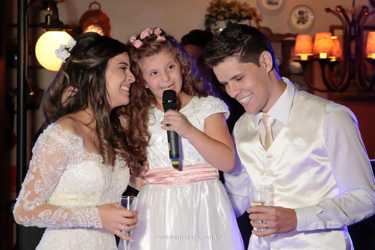 fotografia da homenagem aos noivos, Rossinis Imagens - Fotografia e Video de Casamento