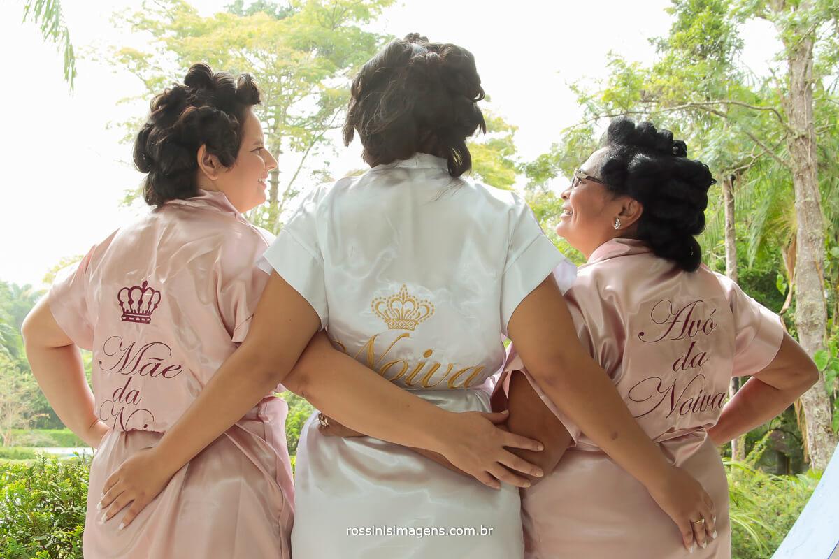 fotografia de família casamento, mãe noiva e avo, evolução da familia