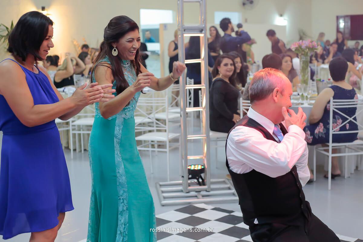 pista de dança balada, casamento ,
