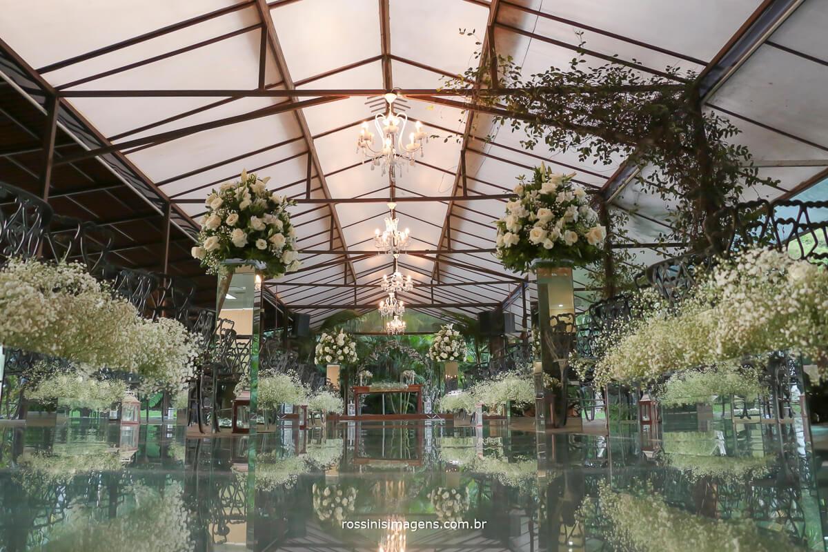 espaço para cerimonia de casamento, no Garden Fest Arujá, por Rossinis Imagens Fotografia e Filmagem de Casamento, Noivas No Campo