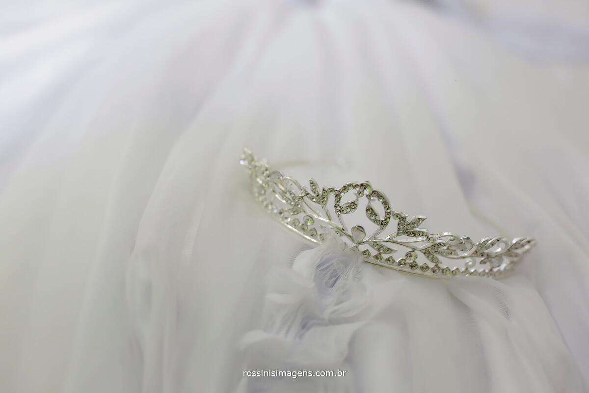 fotografia de making of  tiara da noiva e o veu, fotografia de casamento rossini's imagens, rossinis