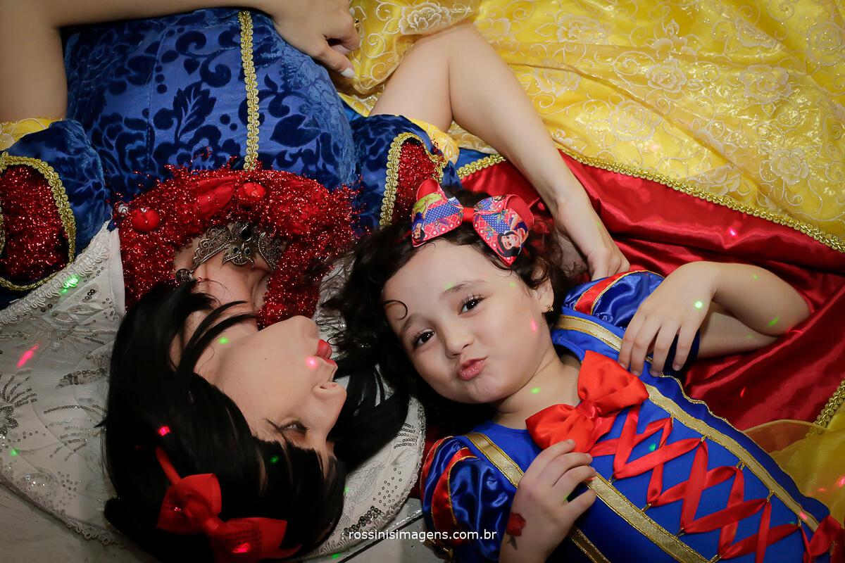 fotografia e filmagem de festa infantil por rossinis imagens, branca de neve e a aniversariante