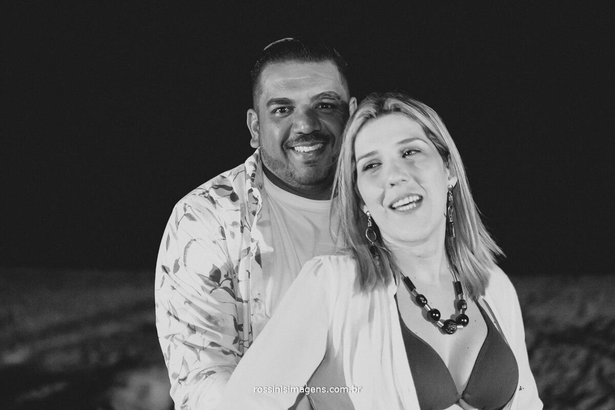 Roseli e Eduardo, luau renovação de votos, bodas de madeira, casar casar na praia, rossinis imagens e Gisa Araujo