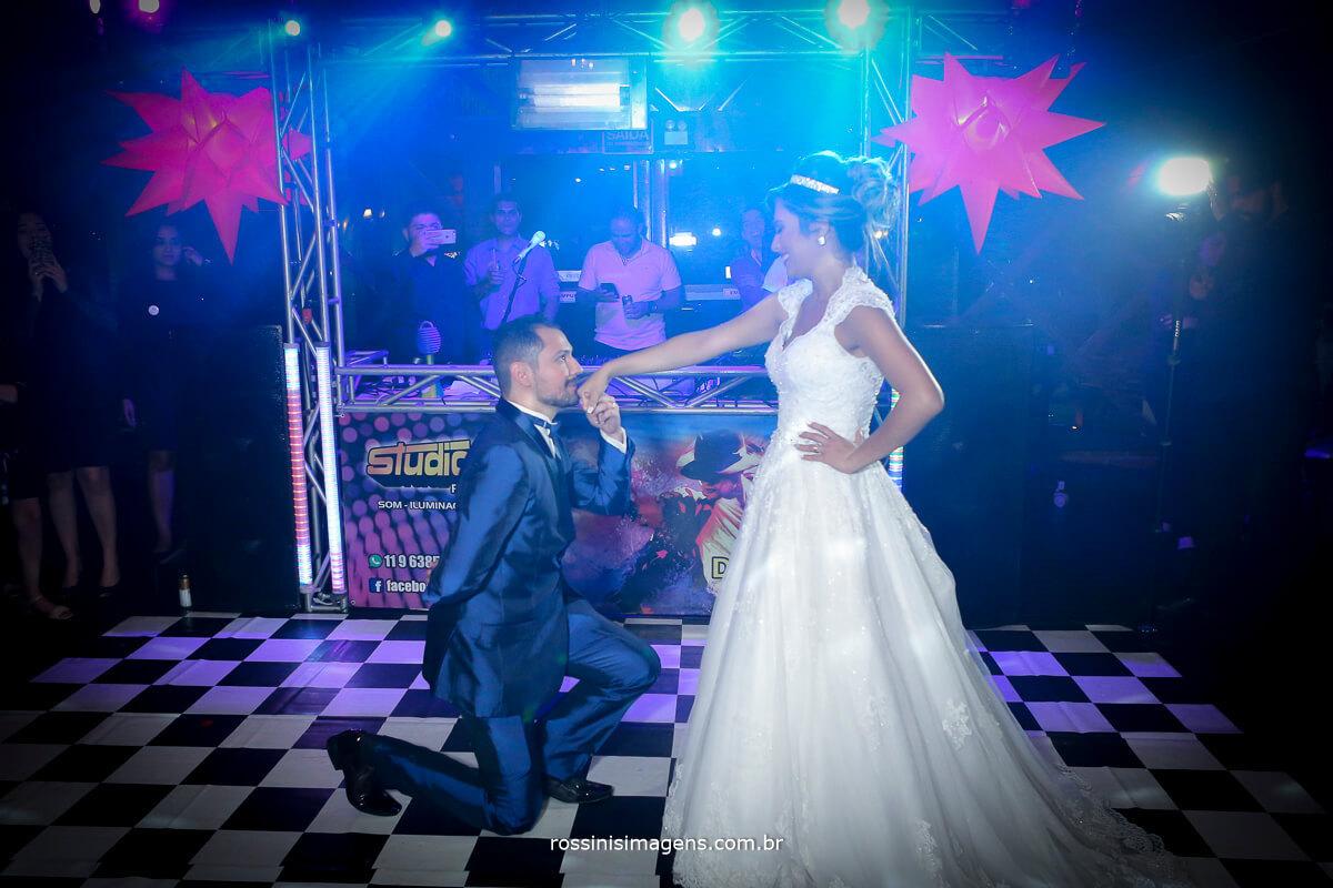 dança dos noivos musica