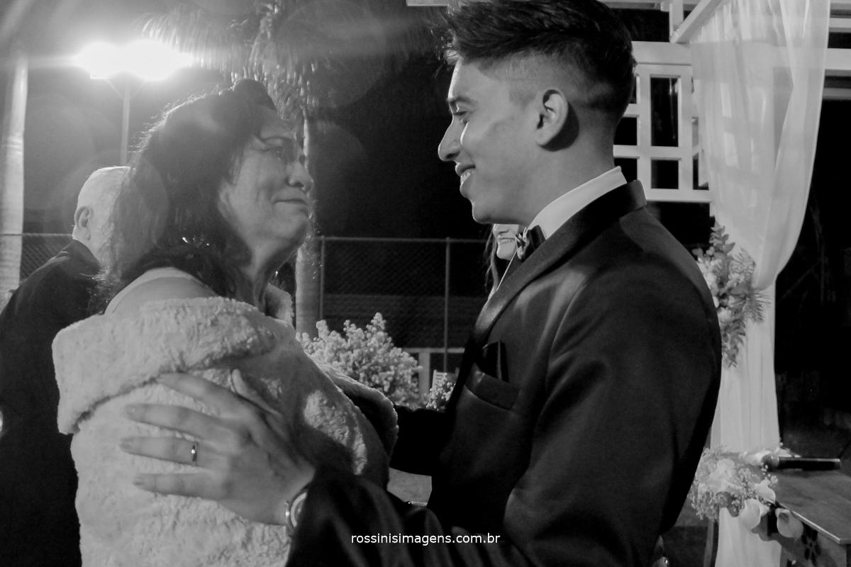 amor de mãe e filho, casamento, rossinis imagens vitoria e murilo