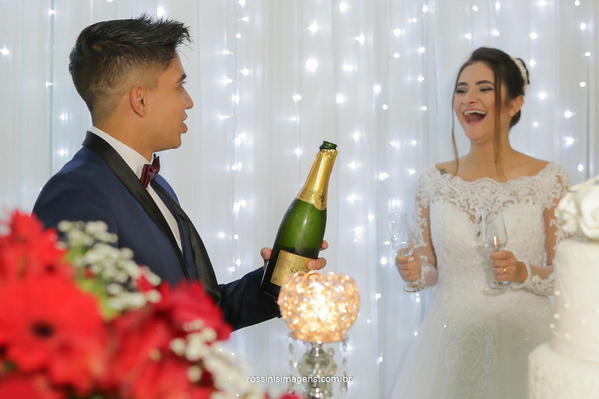 brinde dos noivos, champanhe, espumante,