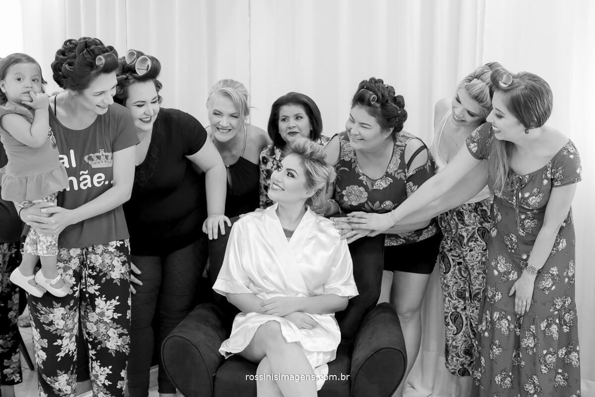fotografo de casamento em suzano sp rossinis imagens, madrinhas, mães no making of dia da noiva