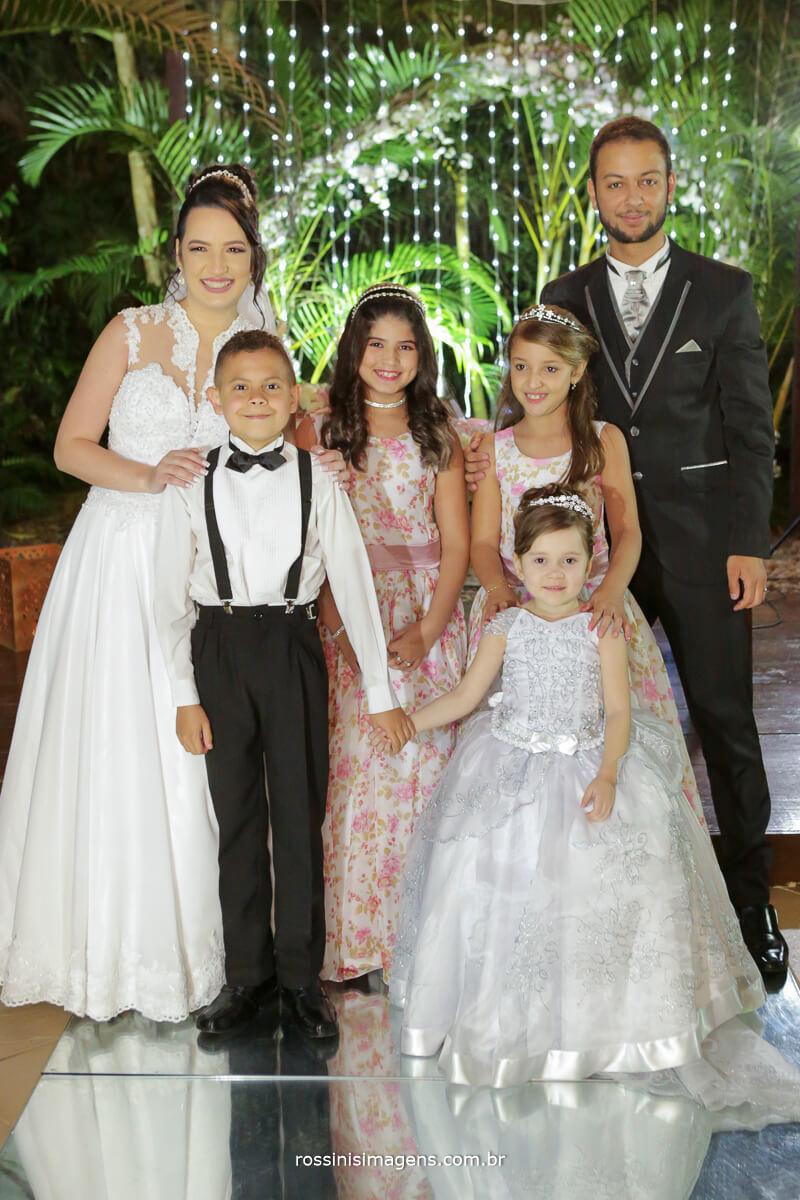 fotografo de casamento em aruja-sp Rossinis Imagens, criancas do cerimonial
