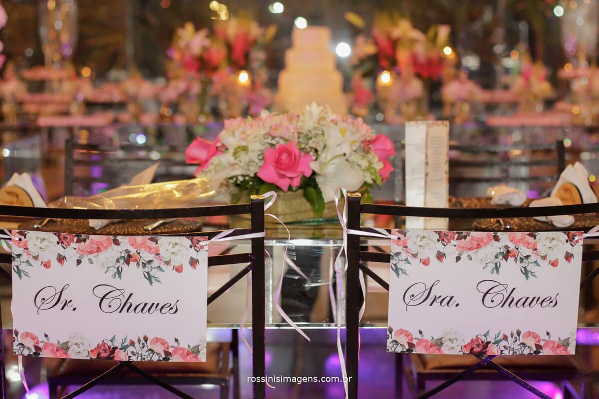 fotografo de casamento no garden fest em aruja-sp Rossinis Imagens, decoracao da mesa da familia dos noivos