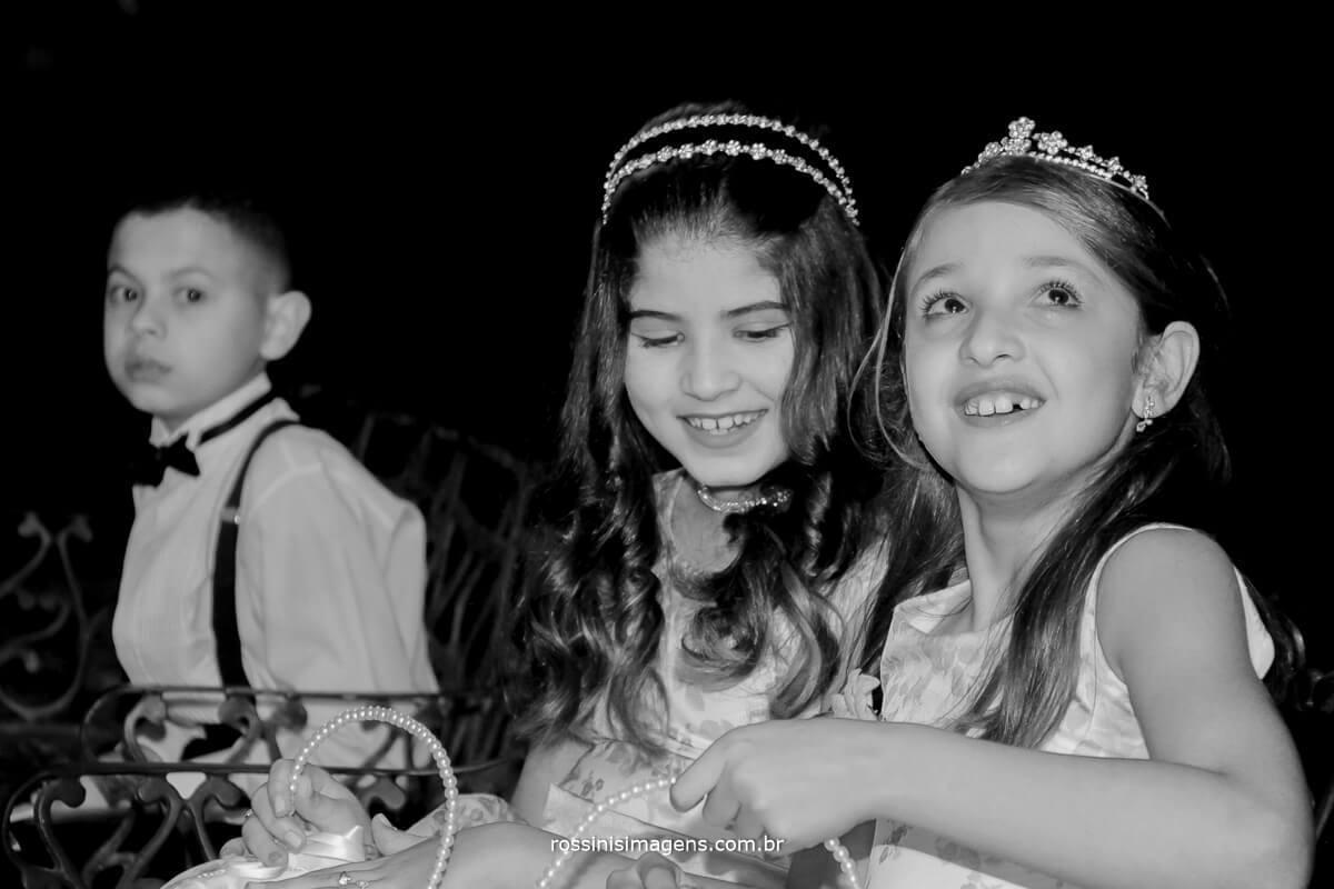 fotografo de casamento no garden fest em aruja-sp Rossinis Imagens, criancas que fizeram parte do cerimonial