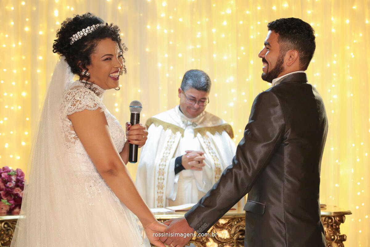 os votos da noiva no altar, rossinis imagens, fotografia e video